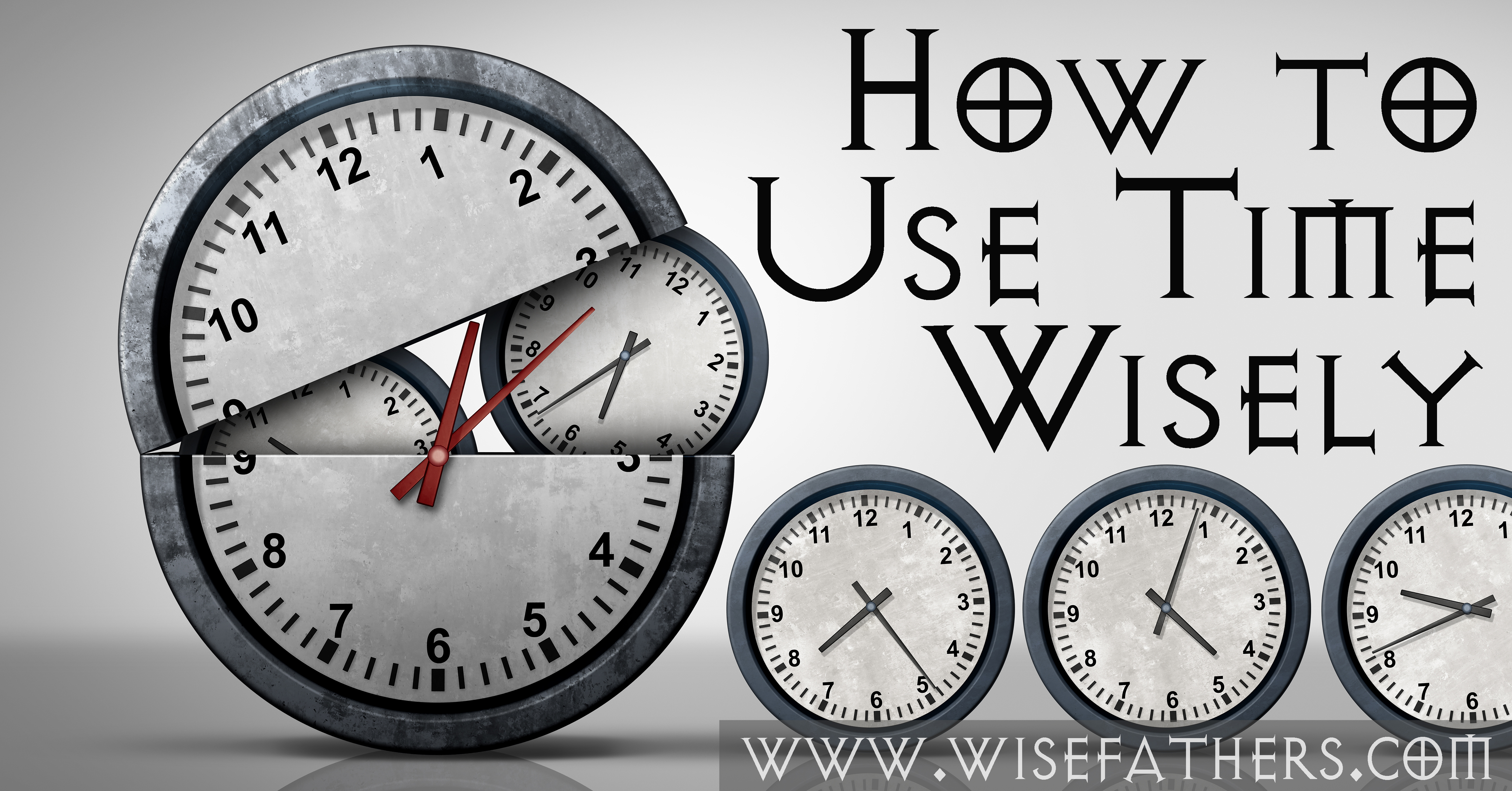 How to Use Time Wisely