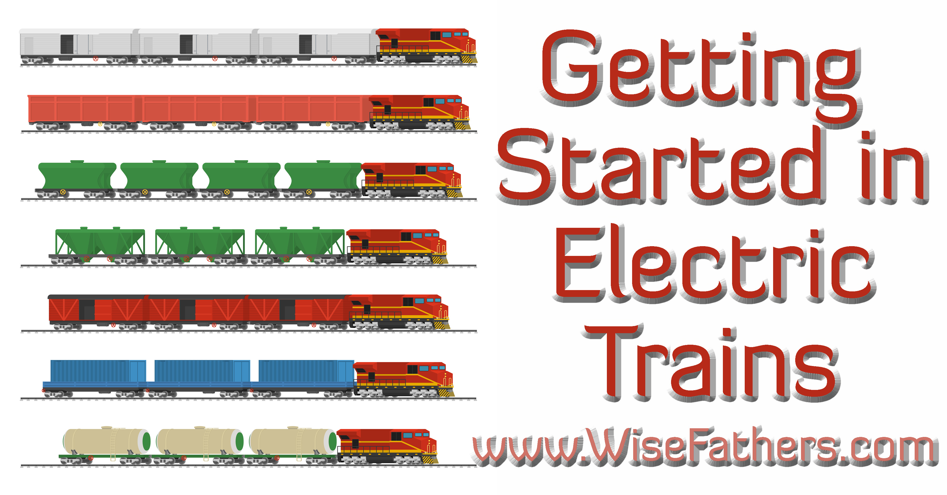Getting Started in Electric Trains