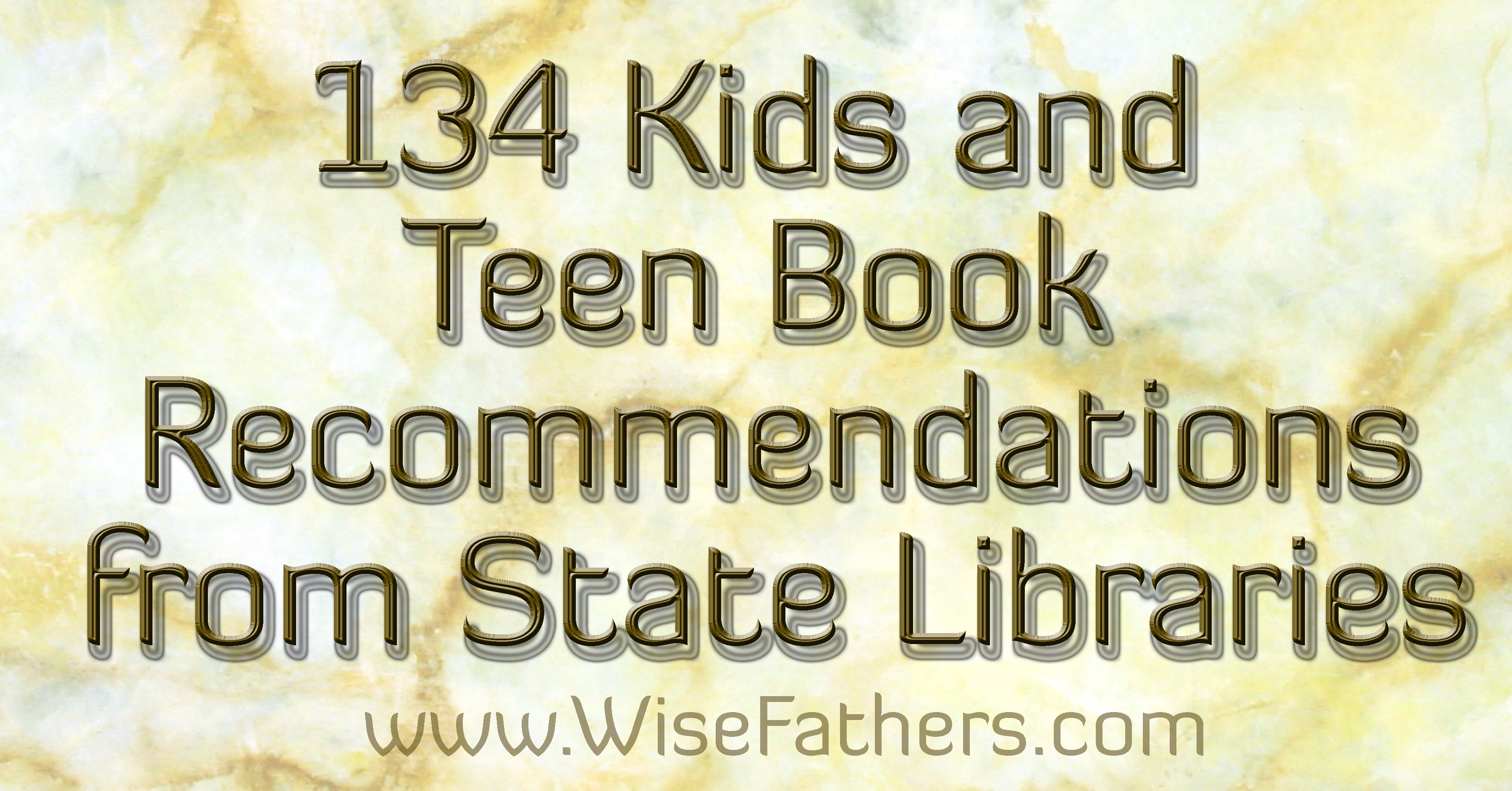 134 Kids and Teen Book Recommendations from State Libraries