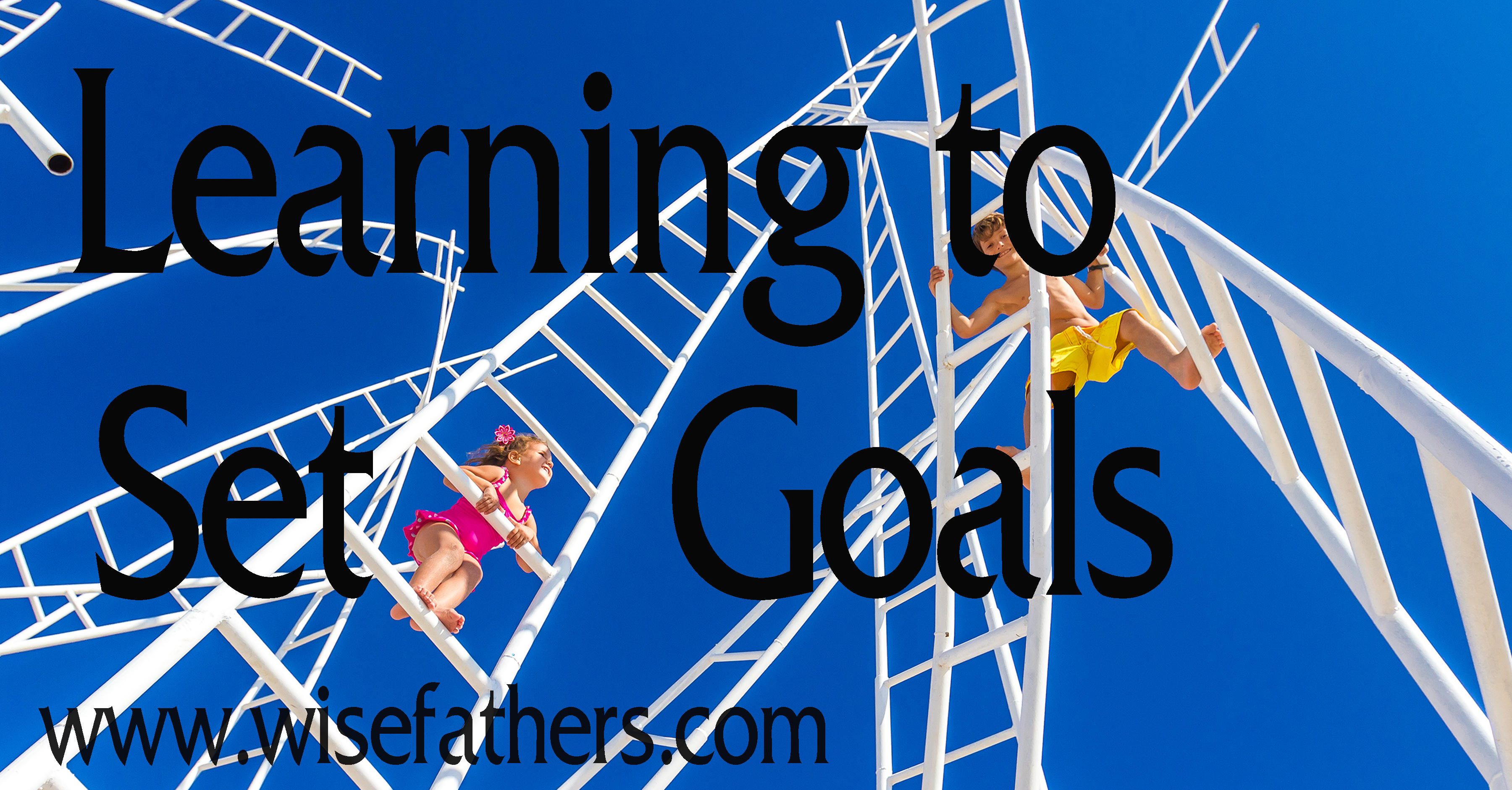 Learning to Set Goals